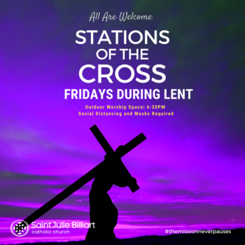 Friday Lenten Stations of the Cross