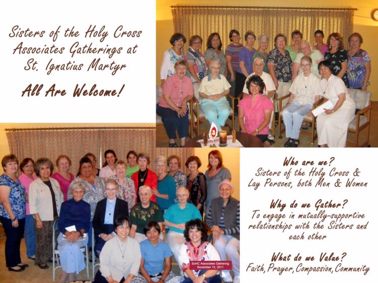 St  Ignatius Martyr Catholic Church :: Sisters of the Holy