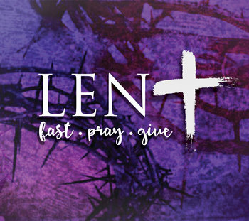 Lenten Schedule & Stations of the Cross