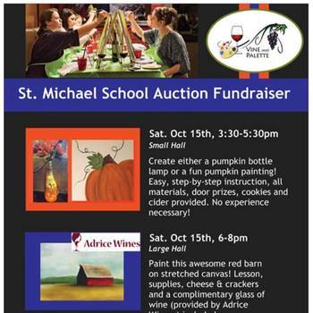 School Paint & Sip (This event has been Cancelled)