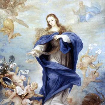 The Immaculate Conception of the Blessed Virgin Mary - (Obligatory)