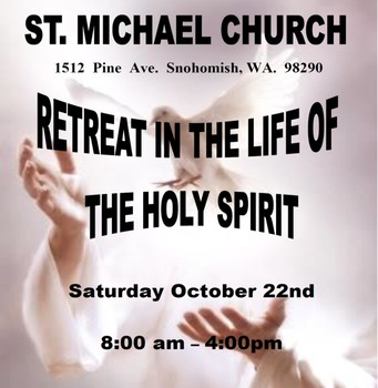 Retreat in the Life of the Holy Spirit