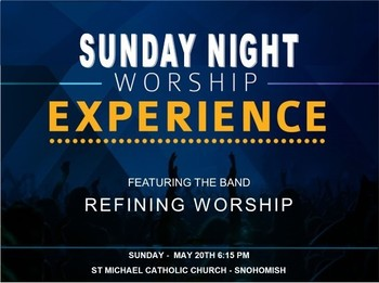 Sunday Night Worship Experience