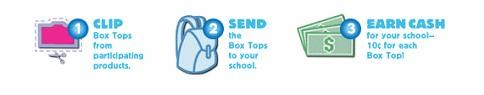 First Box Tops Deadline Approaching