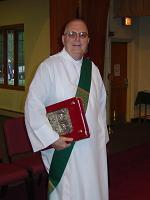 Deacon Tom Gibbons
