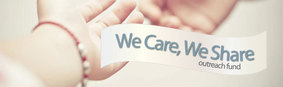 We Care We Share Outreach Fund