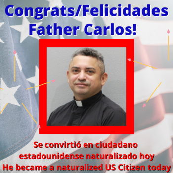 2 Diocese of Lexington Priests become Naturalized US Citizens 12/16/20
