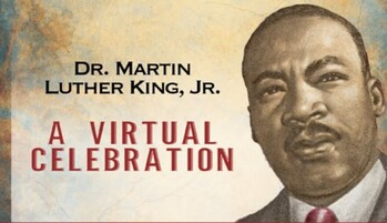 Virtual Martin Luther King, Jr. Day Community Service