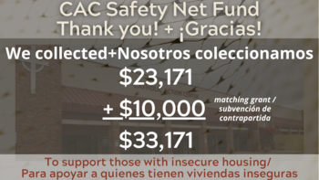 CAC Safety Net Collection Success