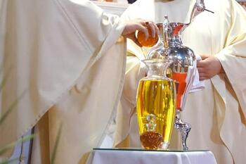 Diocesan Chrism Mass 3/30 at Christ the King