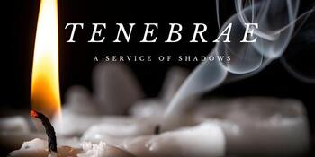 Diocesan Tenebrae Service 3/31 8pm at Christ the King