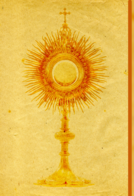 Return of 24 Hour Adoration of the Exposed Blessed Sacrament