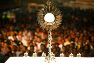 24 Hour Eucharistic Adoration
