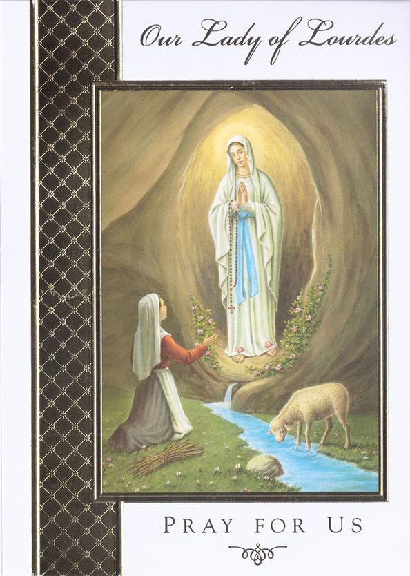 Our Lady of Lourdes - LCCheshire - Cheshire, CT