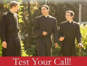 Test Your Call Retreat