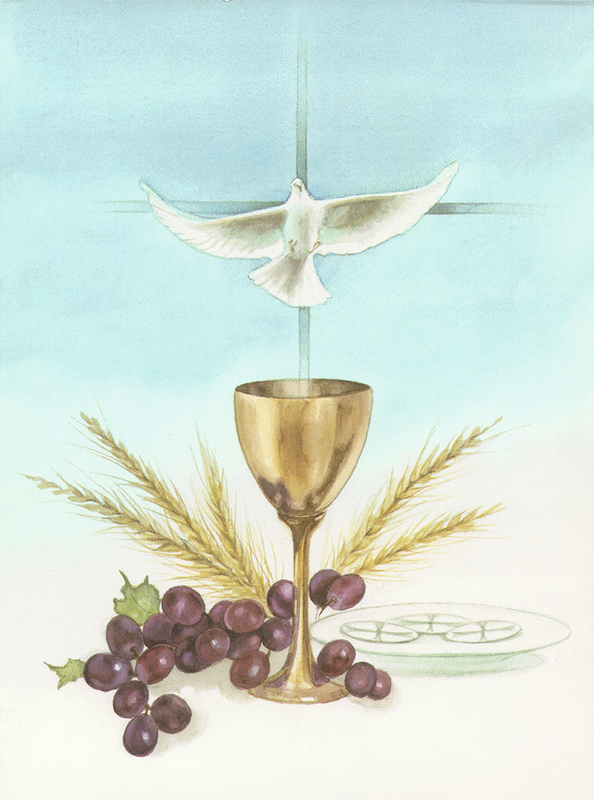 Eucharistic Banquet artwork