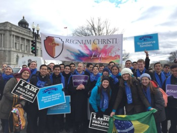 """The Power of One"" - March for Life, 2017"