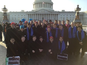 Marching for Life: Pilgrimage to Washington D.C.