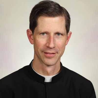 Fr. Christopher O'Connor LC, M.A.
