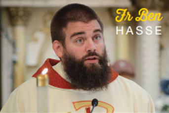 Fr. Ben's Homilies Now Podcasted!