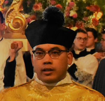 Vocation Stories: Justin Ong, Institute of Christ the Sovereign King