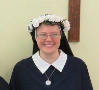 St. Al's alumni. Where are they now? Sr. Theresa Marie Moore '01