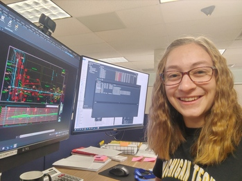 Student Leader in Industry and Faith: Malina Gallmeyer