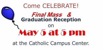Final Mass & Graduation Reception