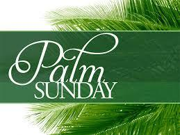 Palm Sunday Mass & Distribution of the Palms