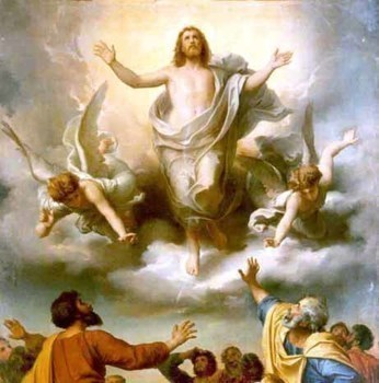 Ascension Thursday (Holy Day of Obligation)