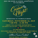 Casino Night on Saturday, November 16