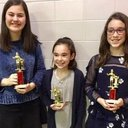 St. Patrick School Girls Place in Mt. Saint Mary's Girls Forensic Competition