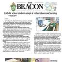 St. Patrick School Lauded For Virtual Learning