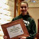 Samantha Losacco Receives Annual Agnes Lunetta Memorial Scholarship