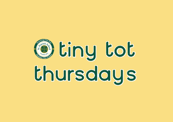 Join Us For Tiny Tot Thursdays!