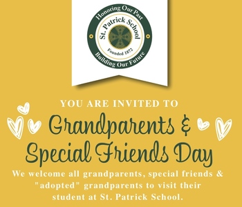 Grandparents & Special Friends Day 2019