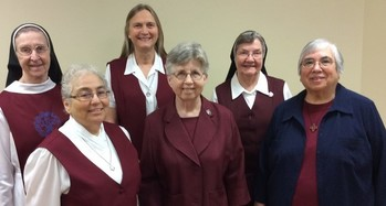 IWBS Sisters of Victoria Install New Leadership Team