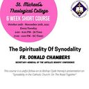The Spirituality of Synodality