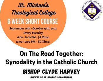 On The Road Together: Synodality in the Catholic Church