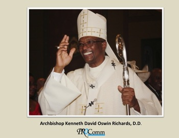 INSTALLATION OF THE 7TH ARCHBISHOP OF KINGSTON