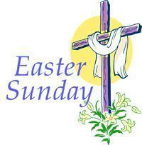 NO CLASSES - EASTER SUNDAY