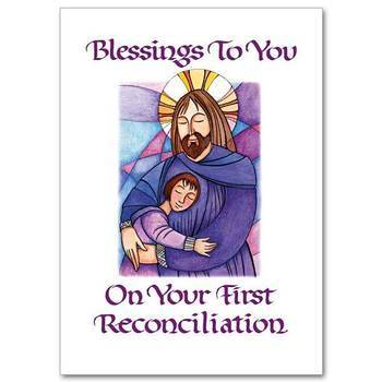 First Reconciliation (2nd Grade & candidates)