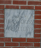 Holy Cross Cemetery Meeting