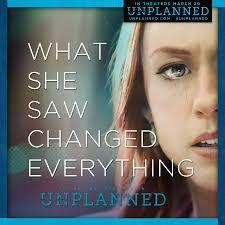 Movie Event: Unplanned