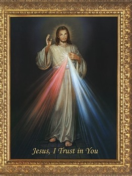 Divine Mercy Service - Holy Cross Catholic Church