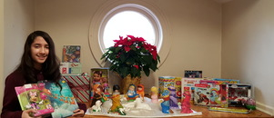 Christmas Toy Drive for Lurie Children's Hospital