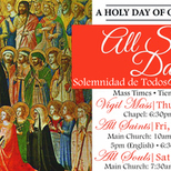 All Saints Day
