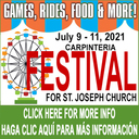 FESTIVAL! This Weekend