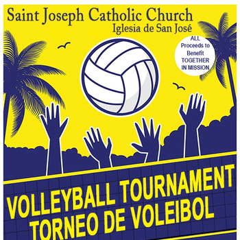 Volleyball Tournament • Torneo de Voleibol