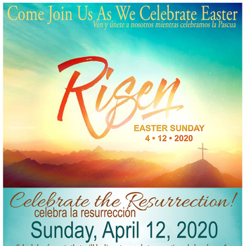 Easter Sunday • Domingo de Pascua